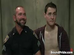 Josh And CJ In Steamy Extreme Queer Bdsm Fetish Fetish Movie 1 By BoundPride