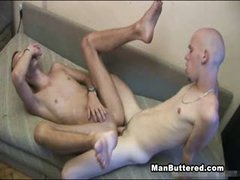 Twink And Lover Butthole Fuck With Heavy Facial
