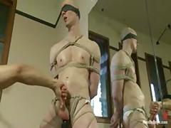 Tied And Ballgagged
