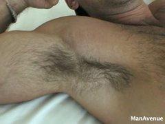 Enormous Hairy Dick OMGirth