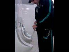 Spycam At Bathroom