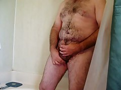 Bear Pee In Shower