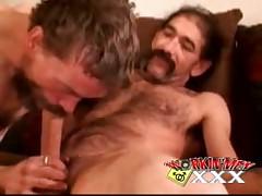 Buddies Herman And Jeff