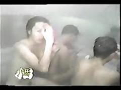 Shower Gay Tube
