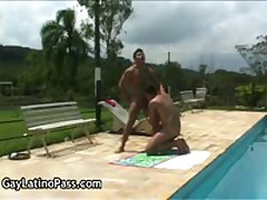 Andre And Ricardo Hispanic Homo Screw And Blow Job Jizzster 3 By GayLatinoPass