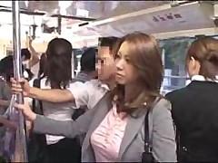 Порно в Автобусе